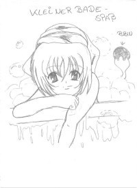 kleiner BadeSpaß^^