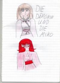 Die Dämonin und die Miko