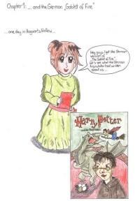Harry Potter Doujinshi Sammlung