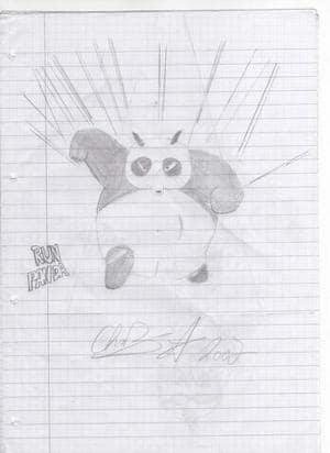 Run PANDA! XD~