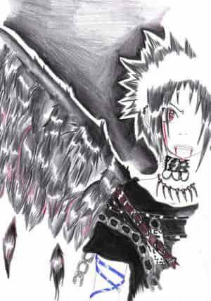 Evil..Heart! > Sasuke-kun