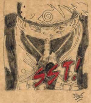 Kakashi!!! Er benutzt das Sharin-Gan-Auge!!! Danach hat er zwar kein Chakra mehr aber wen interessierts..?