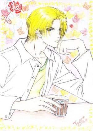 Rufus Shinra *by Tenshi*