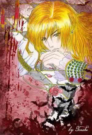 Schwarze Seele in einem Goldenen Käfig, der sich Körper nennt. ... Phyru~