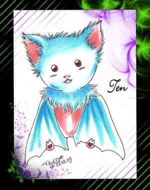 It's me Ten~ ^^