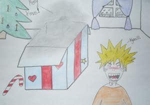 Merry Christmas Baka! <3 (part 2/3)