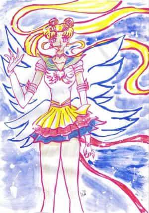 Eternel Sailor Moon