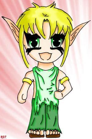 Chibi-Elfe