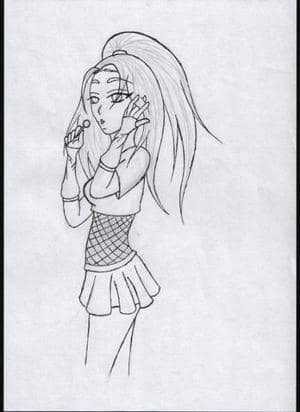 Princess Deidara