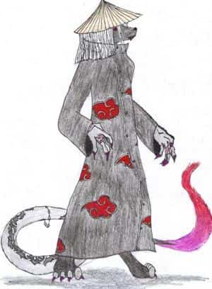 The Demon inside Itachi...?