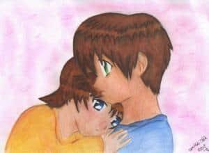 Kohta und Yuka