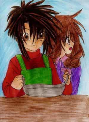 Ayumu&Hiyono