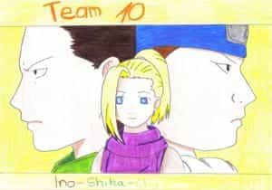 Ino-shika-cho