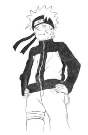 Naruto ist zurück