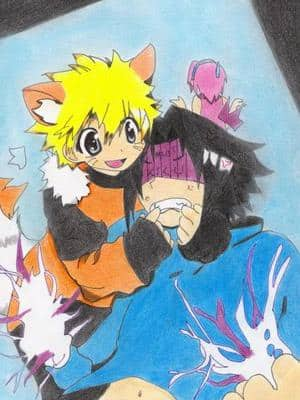 Smile!Sasuke Smile!