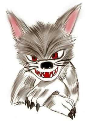 Chibi Wolfi^^