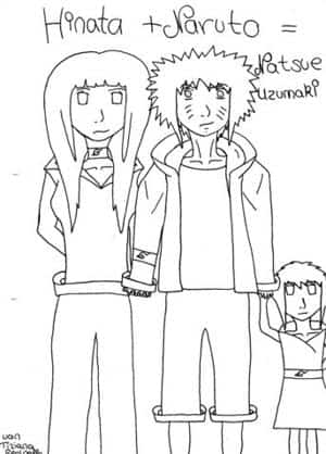 Family Uzumaki xD