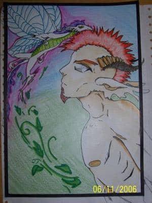 Giiblin Der Satyrelf und sein kleiner Feendrache Dragonfly