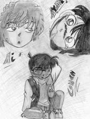 Ai; Ayumi; Conan