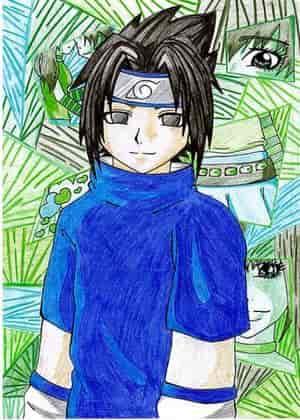 *Sasuke*