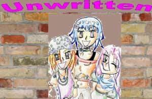 Unwritten Cover (Computer bearbeitet)