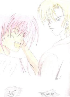 Shu und Yuki