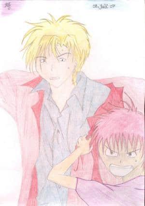 Yuki und Shu