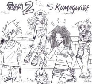 Naruto - Itami to Tsumi