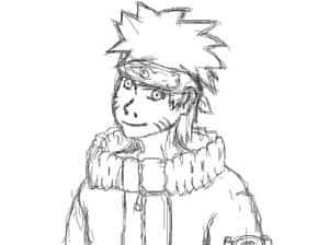 Naruto(handgezeichnet)
