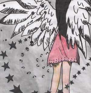 Sternen Engel