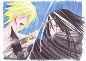 Fynn and Hunter