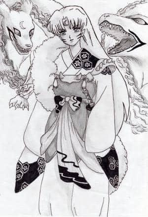 Sesshoumaru