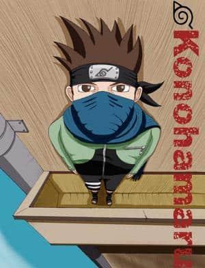 Konohamaru grown up Vol.III