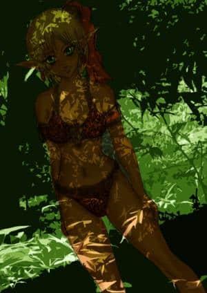 Amazonia Elfe