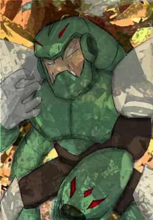 Snakeman in the Wild