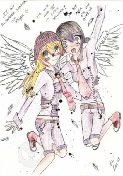 Wings ~