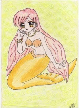 Meerjungfrau Solaria
