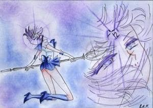 Sailor Saturn Traditionell