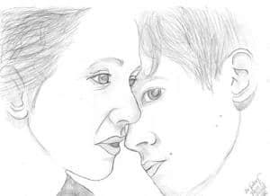 Hanna und Michael