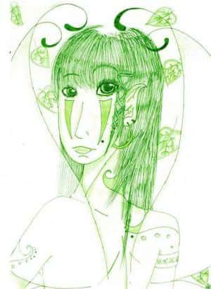 Elfe Grün