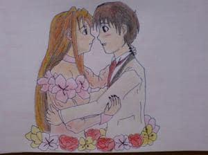 Keitaru & Naru in Love