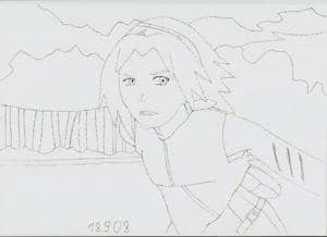 Sakura auf Mission