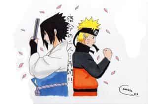 Naruto und Sasuke *welch titel*