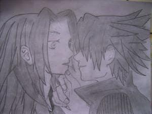 Sasuke und Sakura
