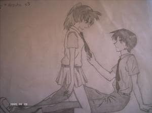 Heiji + Kazuha