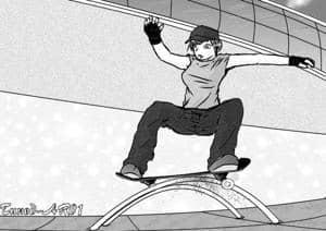 Miya grinding 50°/50°
