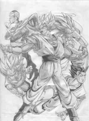 Dragon Ball Gruppe