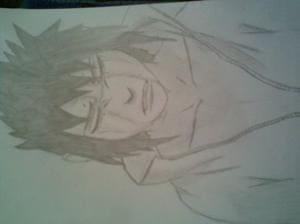 Sad Sasuke :(