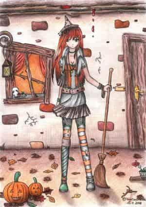 Die Herbstwächterin