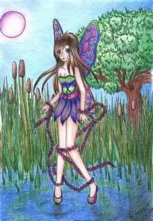 Forgotten fairy ...